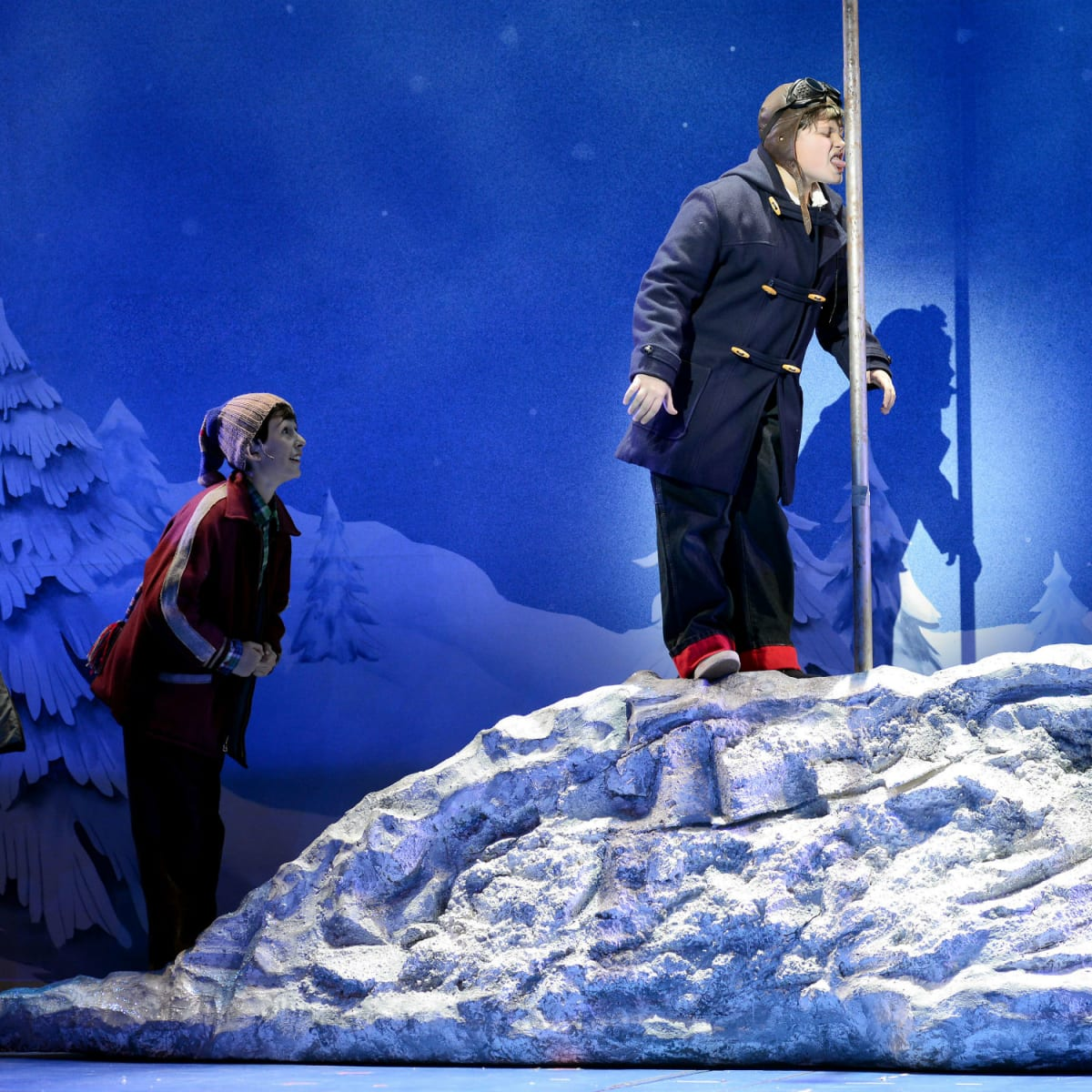 Long Center presents A Christmas Story: The Musical
