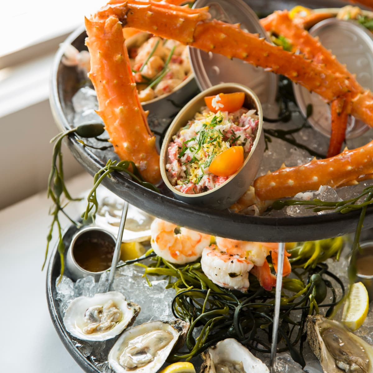 One Fifth Romance Languages Fruits de Mer tower
