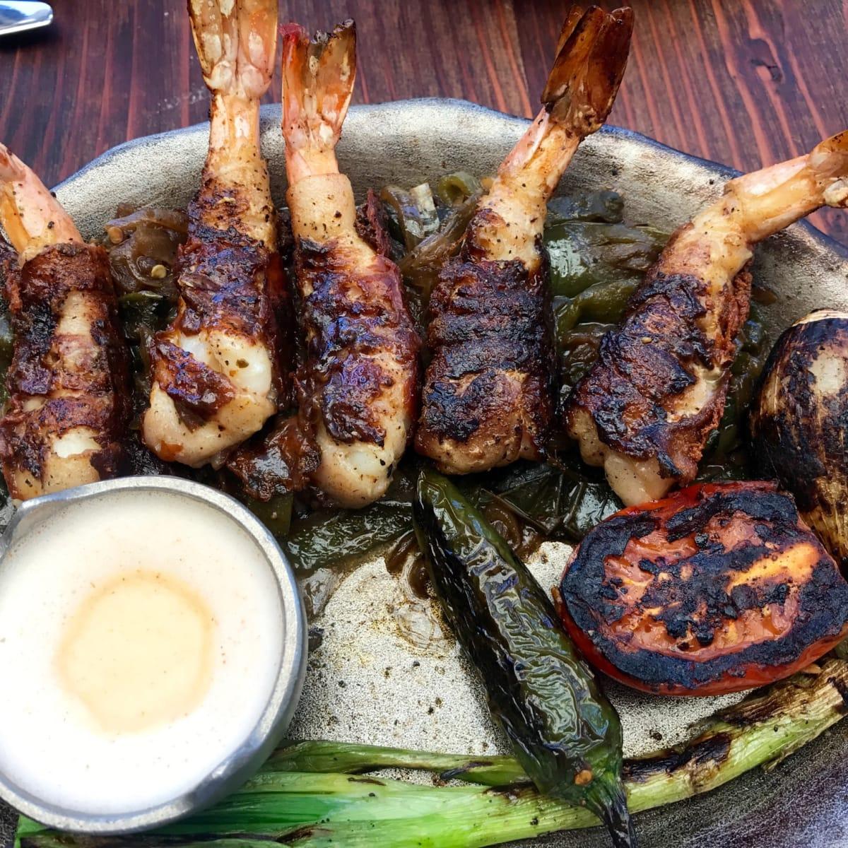 Goode Co Kitchen and Cantina laguna shrimp