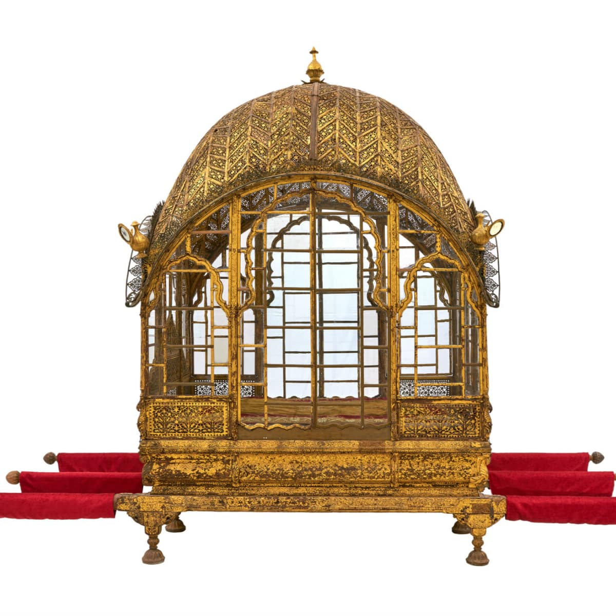"""The Museum of Fine Arts, Houston presents """"Peacock in the Desert: The Royal Arts of Jodhpur, India"""" opening day"""