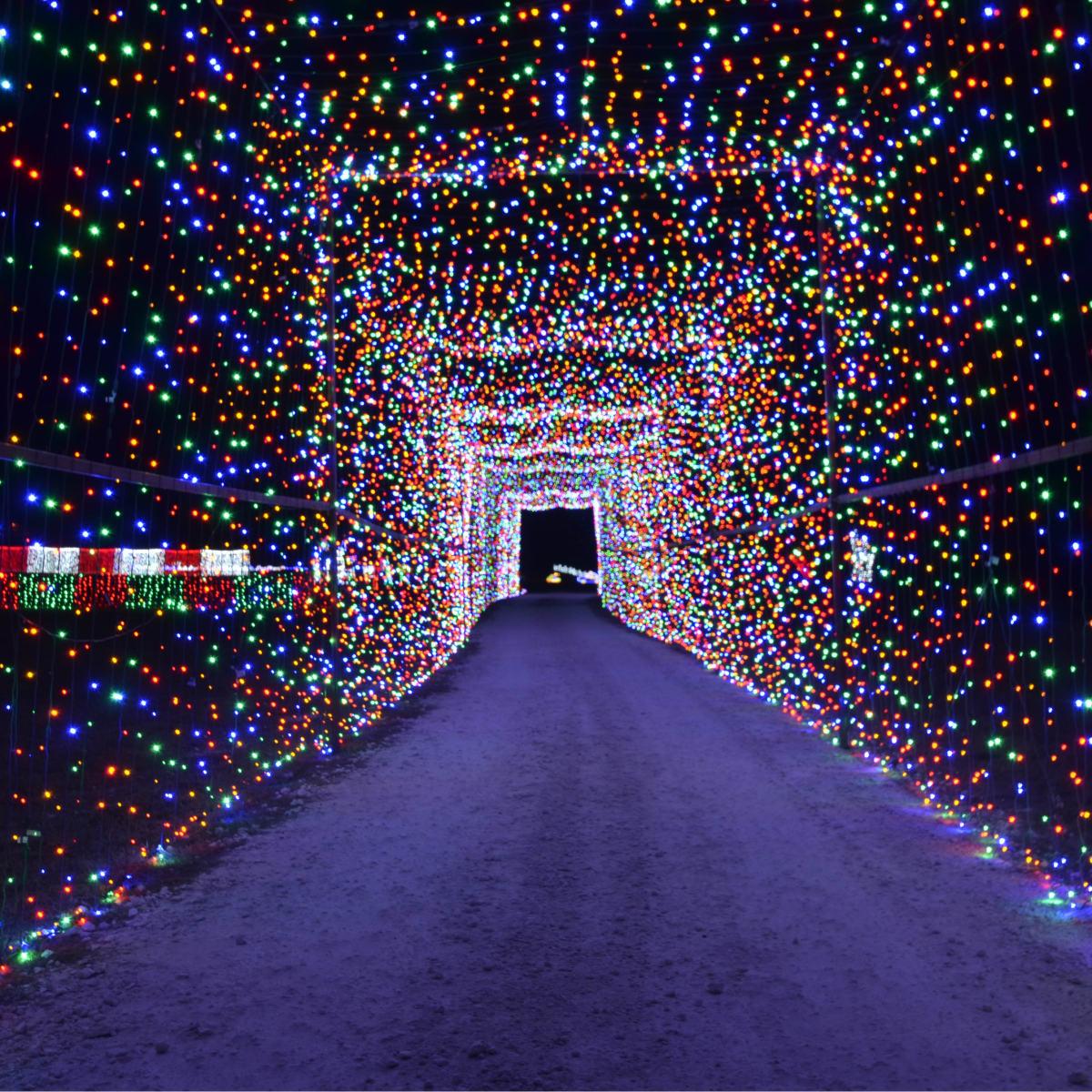 Boerne Christmas Lights Festival