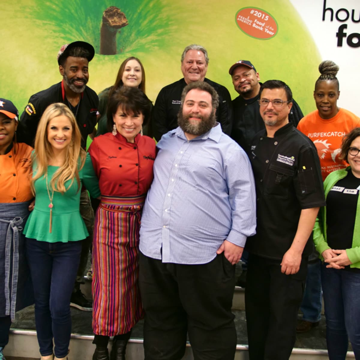 Best Chef on the Block The Chew contestants and chefs