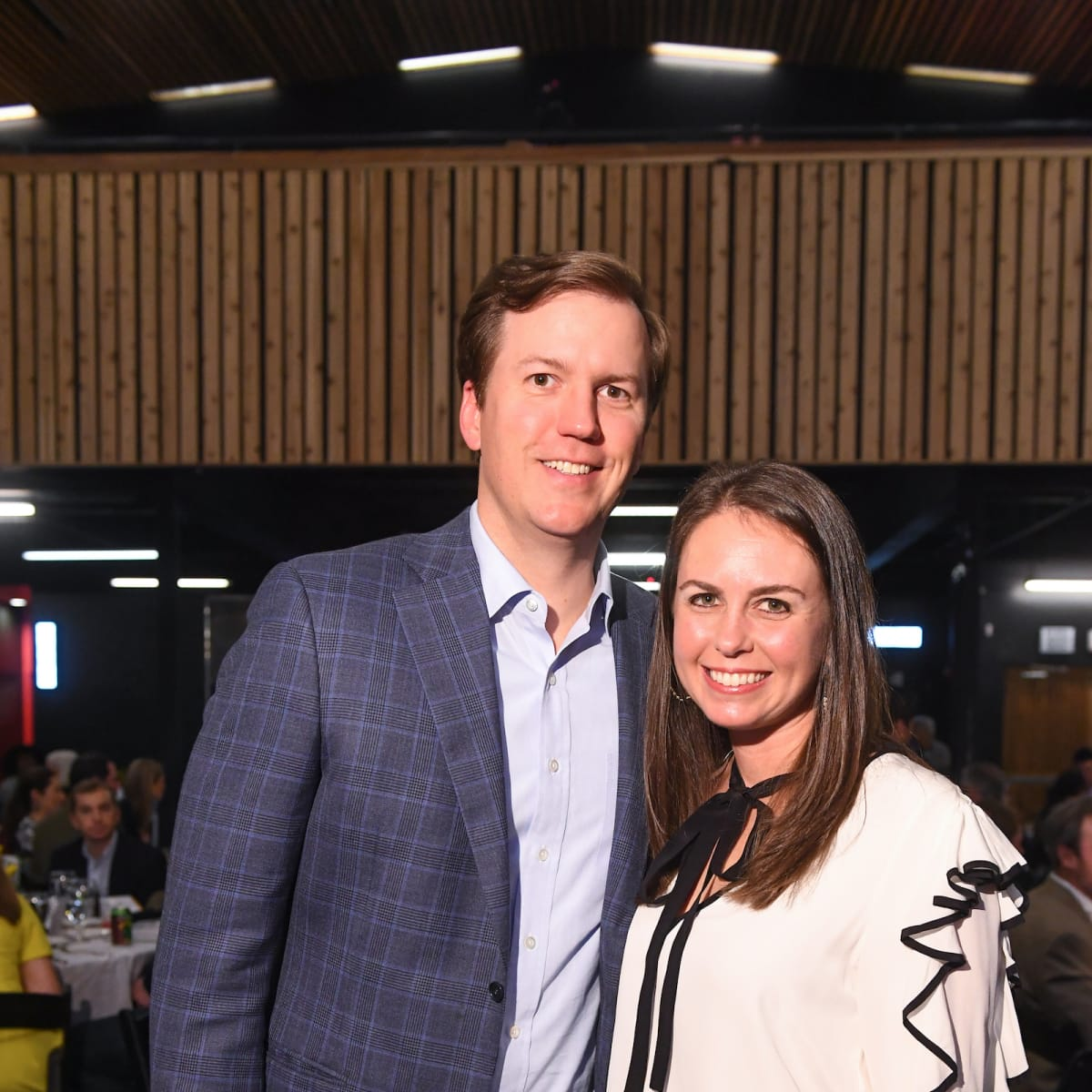 Jenni and Nick Swyka