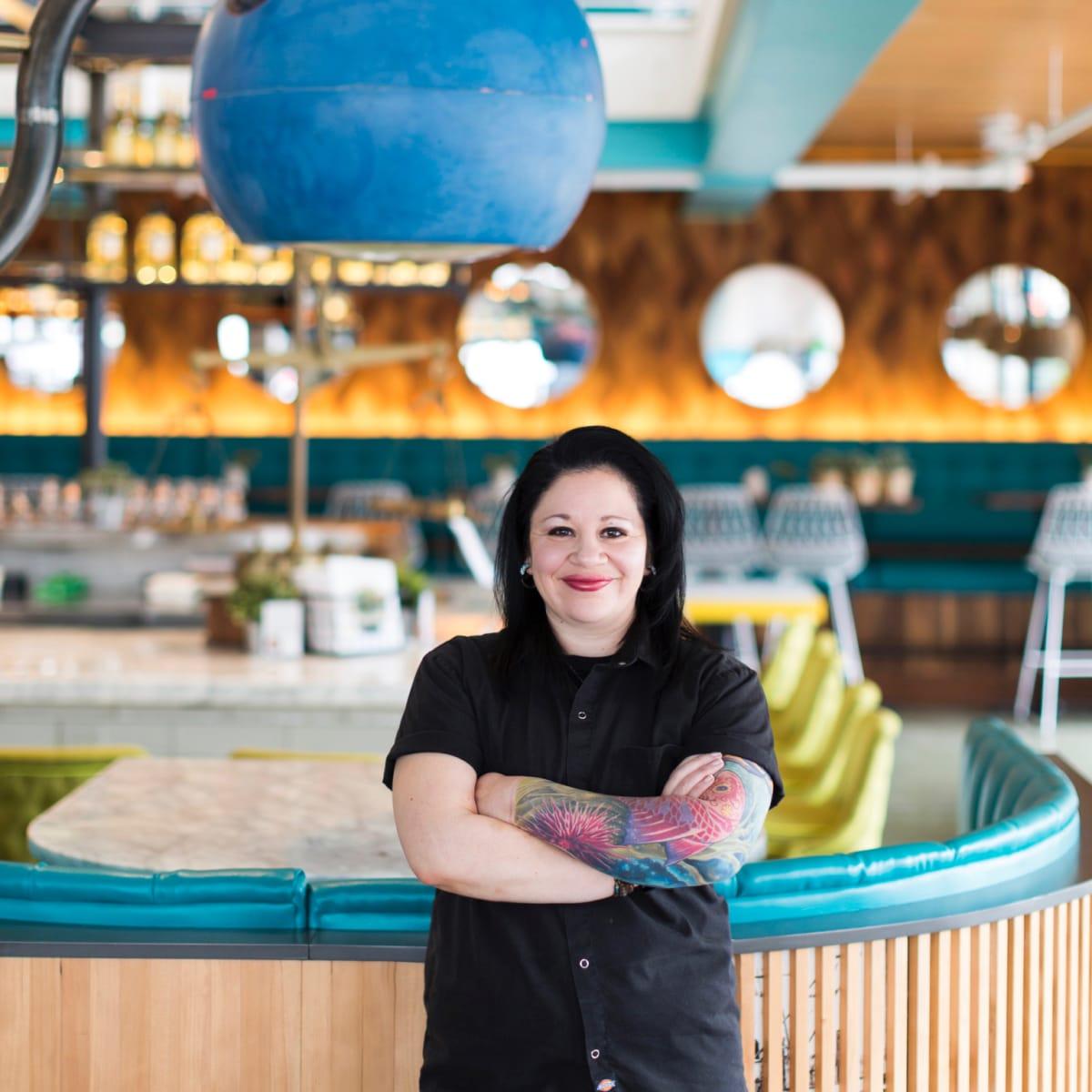 Local Foods Maria Gonzalez