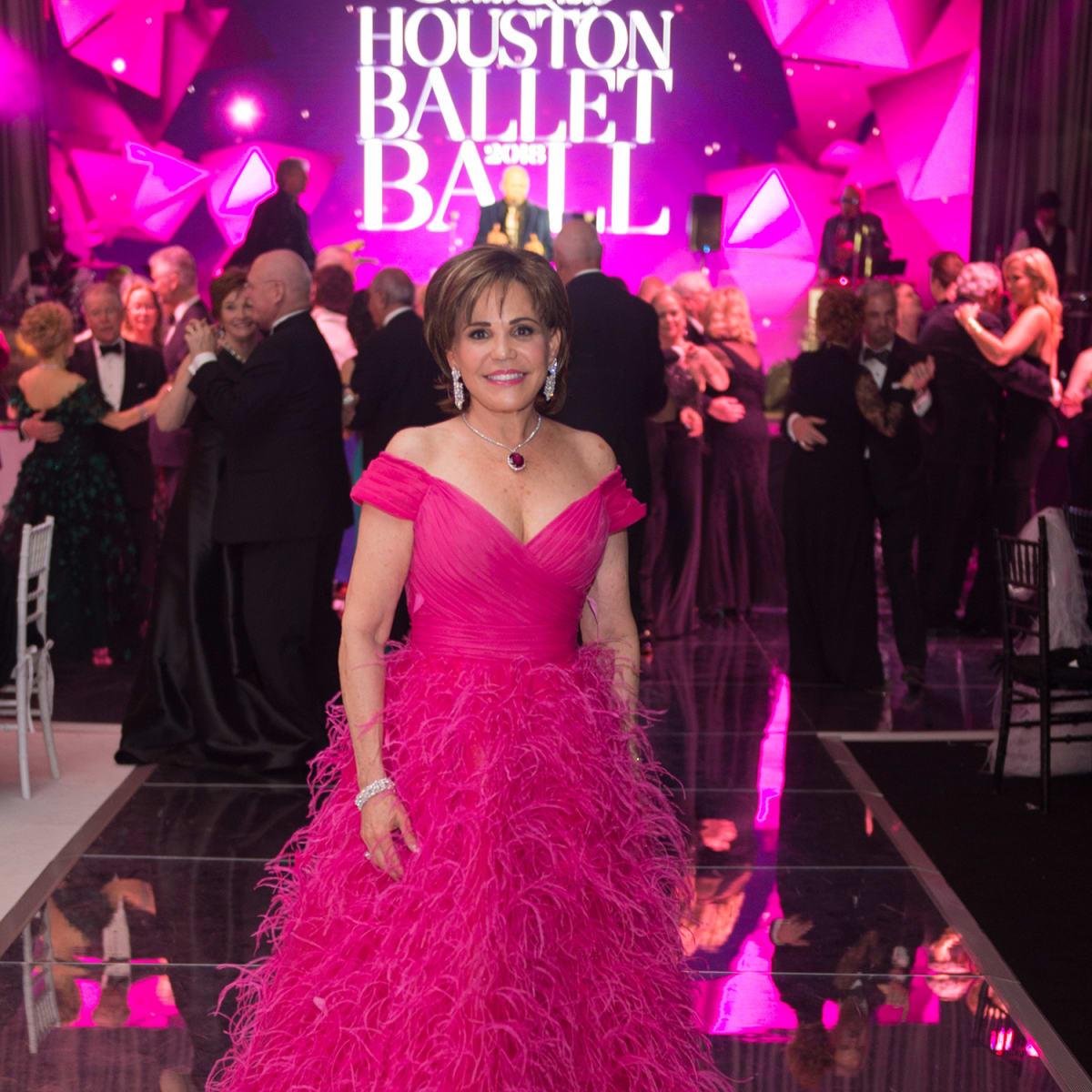Houston, Ballet Ball, February 2018, Hallie Vanderhider