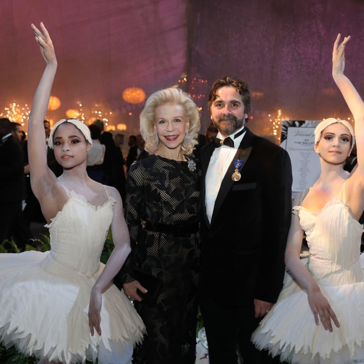 Houston, Ballet Ball, February 2018, Lynn Wyatt, Stanton Welch AM