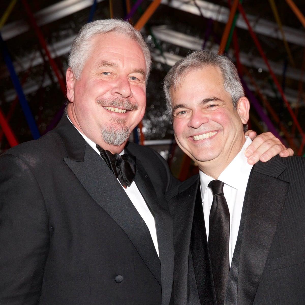 Jack Shear and Steve Adler