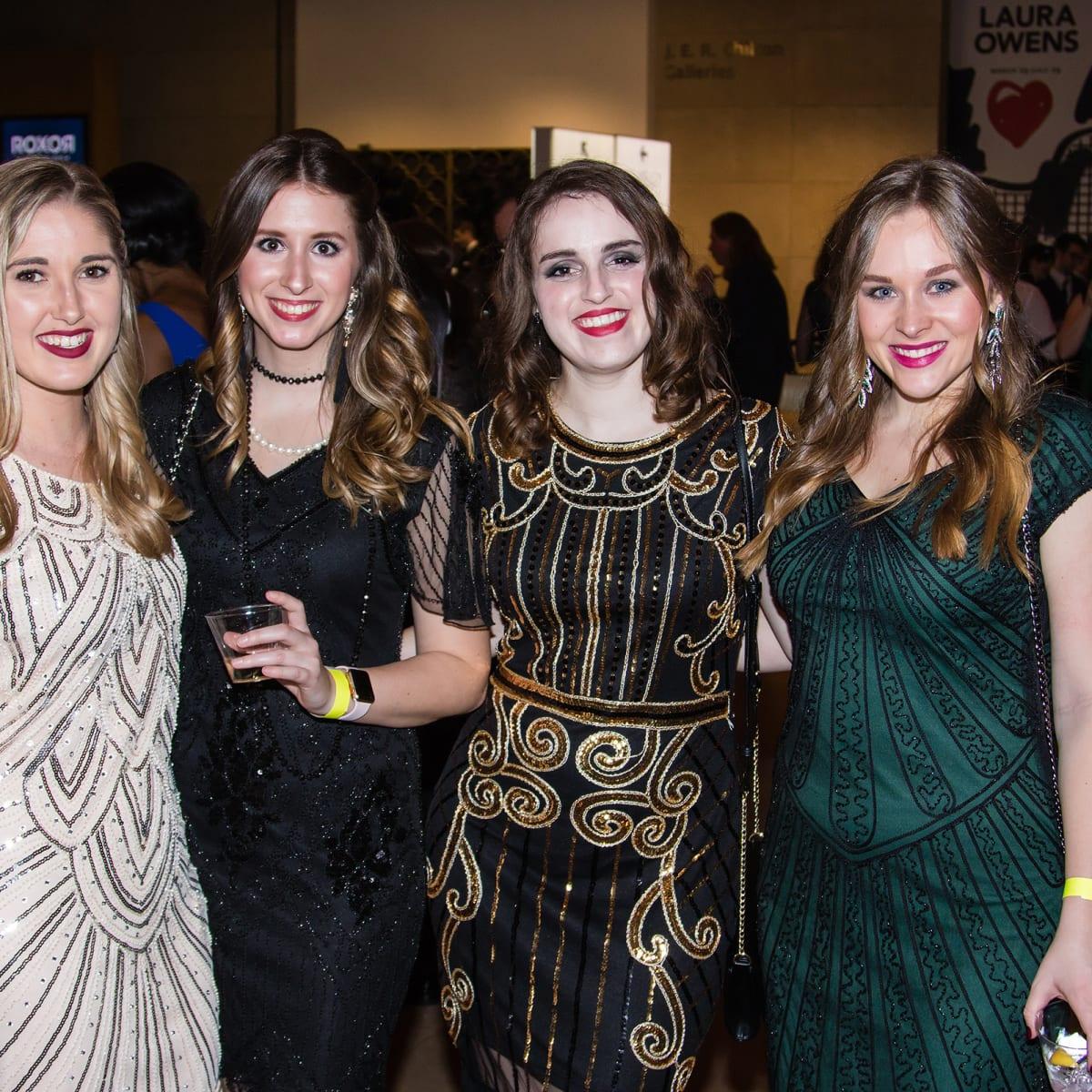 Kali Christensen, Anna Sorenson, Elaine Scarborough, Shannon Carl