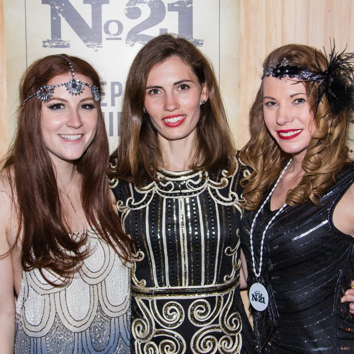 Abby Howard, Rosalind Lynam, Kristy Barefoot