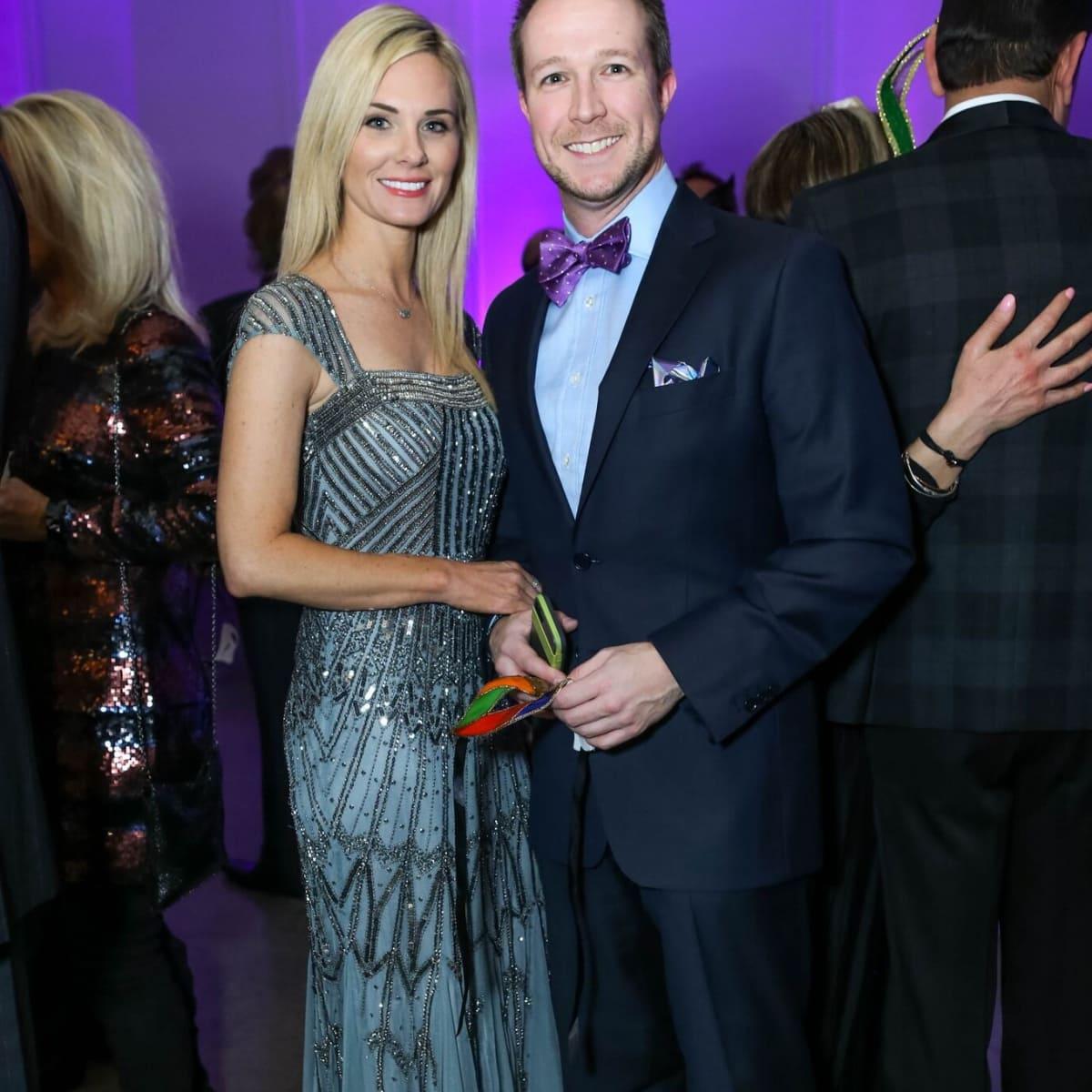 Lindsay Olson, Rob Lowe, Arthritis Foundation Mardi Gras Ball