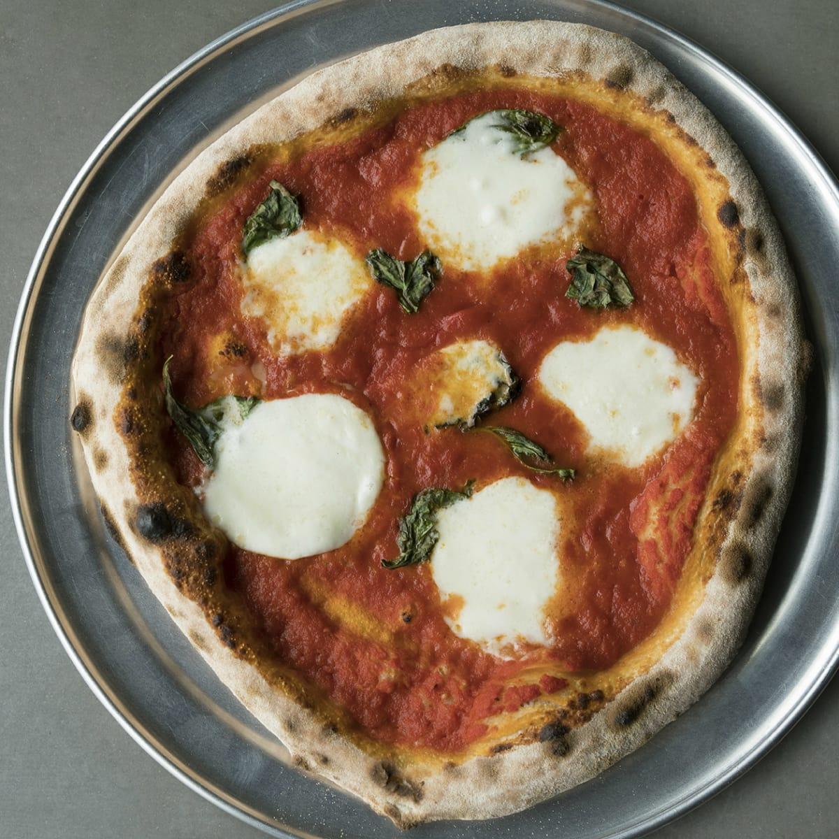 Il Brutto ATX margherita pizza