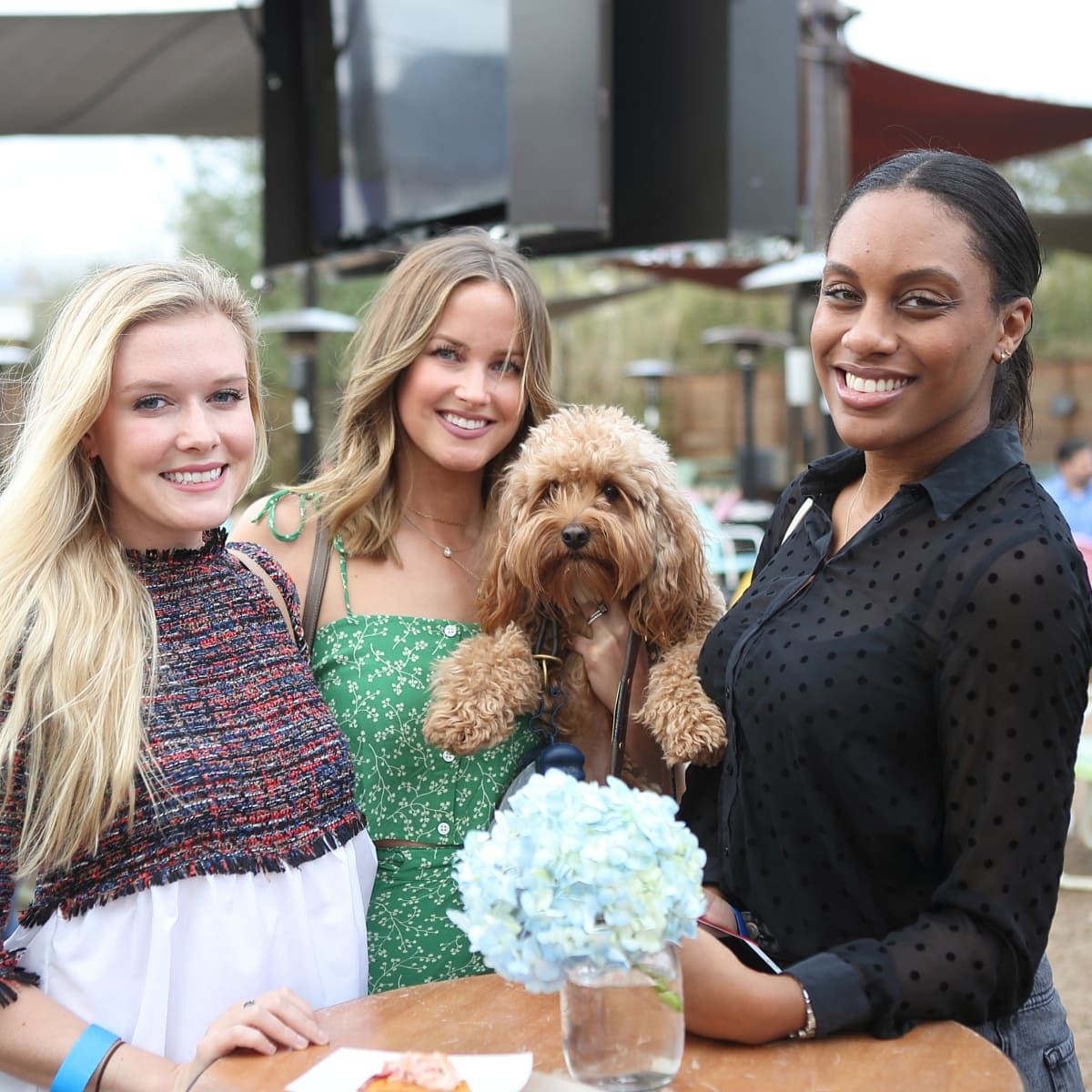 East Hampton pop-up - Farrell Lawo, Amy Stephens, Kara Smith