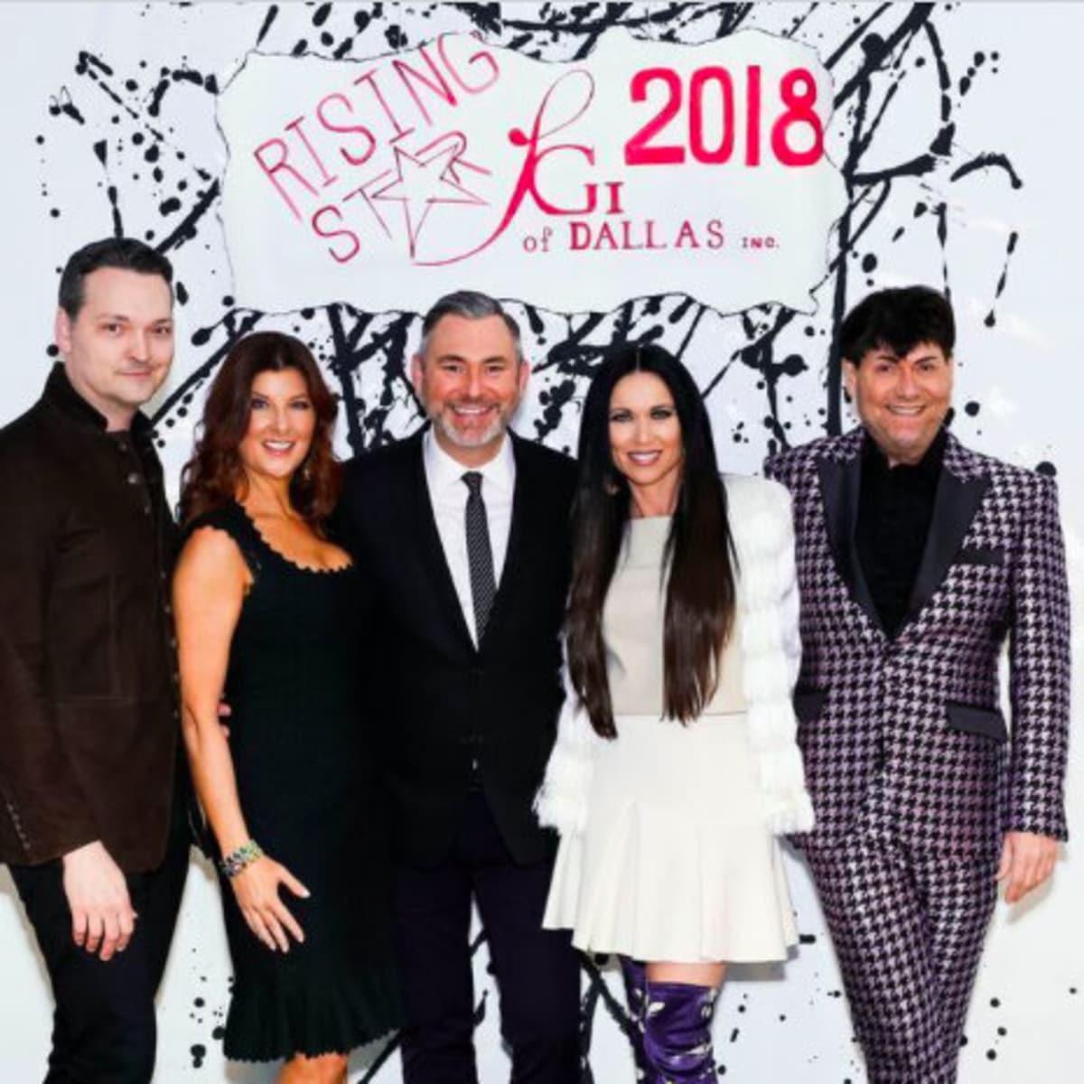 Cynthia Smoot, Chad Collum, Cynthia Smoot, Ken Weber, LeeAnne Locken, Steve Kemble, Dallas_FGI Rising Star