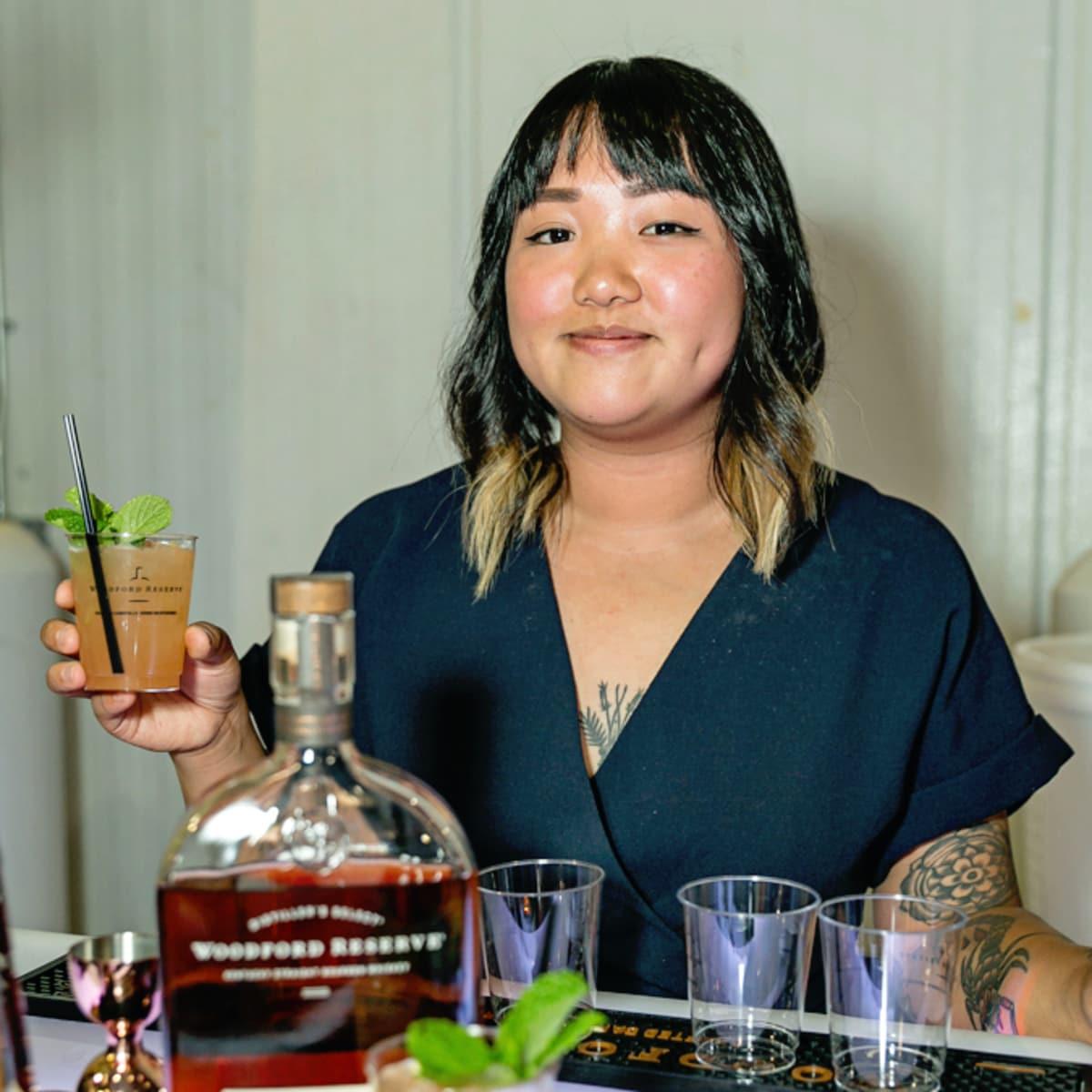 Tastemaker Awards 2018 bartender Kristine Nguyen Nancy's Hustle