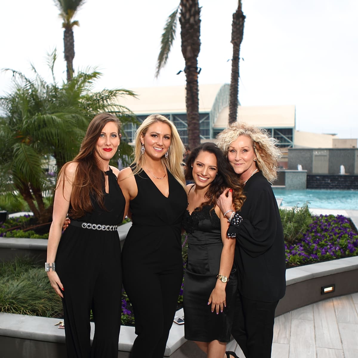 houstonians elevate the party at debut of dynamic downtown high-rise