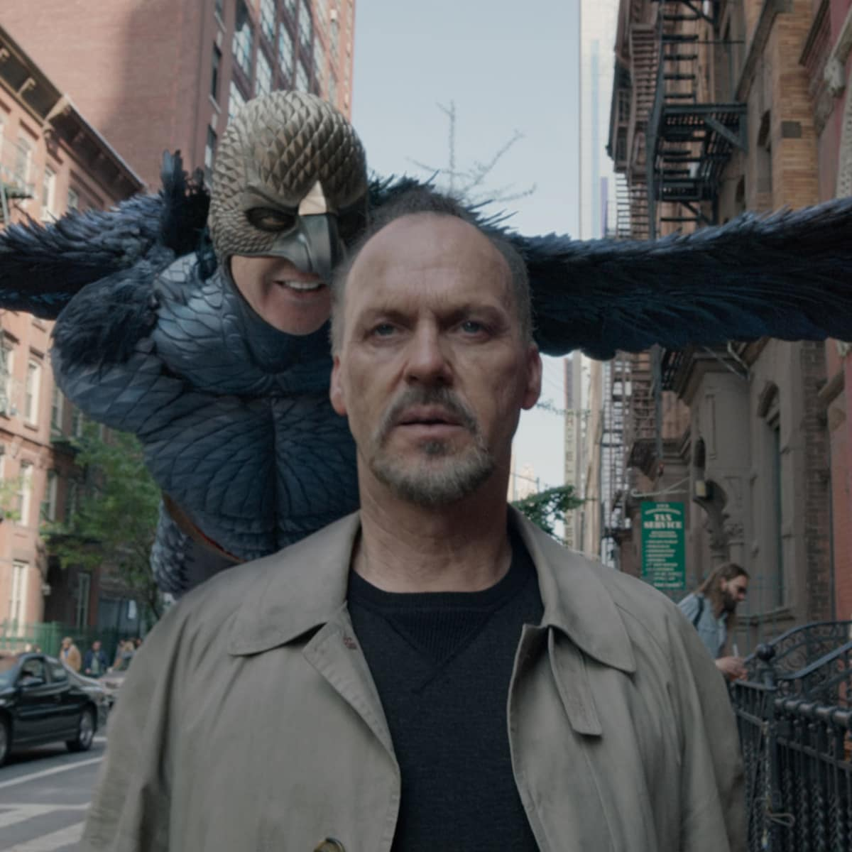 Michael Keaton in Birdman