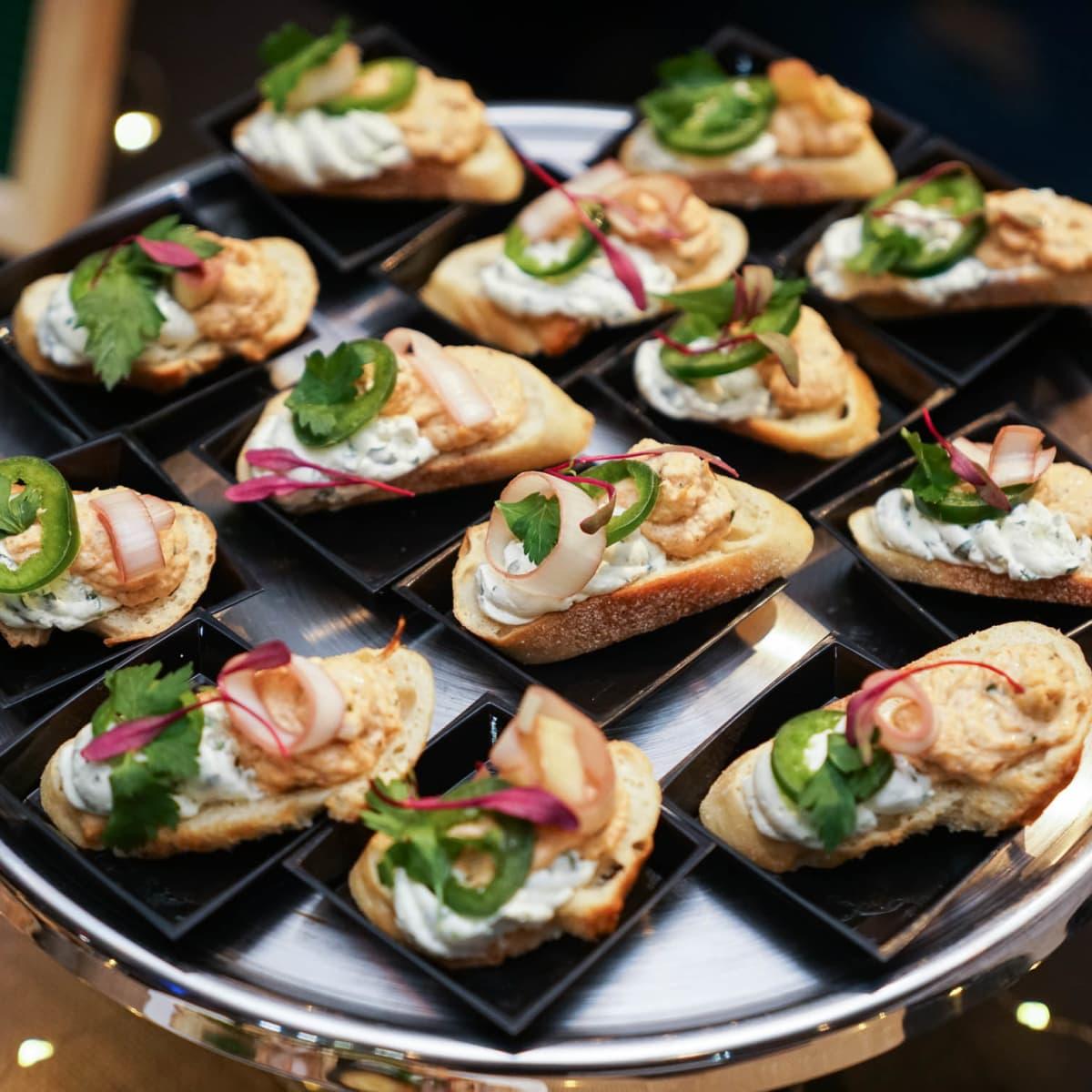 CultureMap Austin 2018 Tastemaker Awards at Fair Market Colleen's Kitchen Smoked Redfish Spread