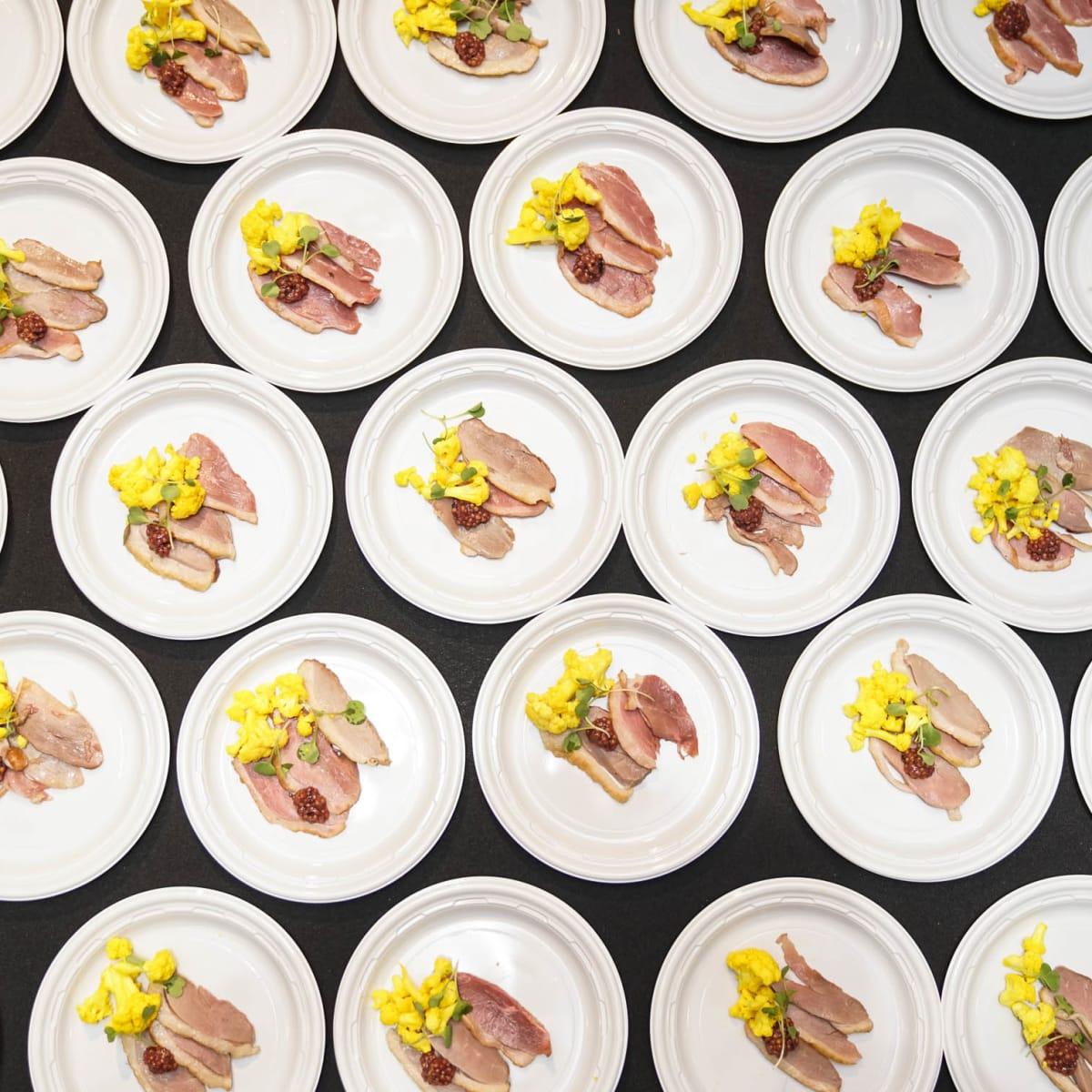 CultureMap Austin 2018 Tastemaker Awards at Fair Market Cured Smoked Duck Ham