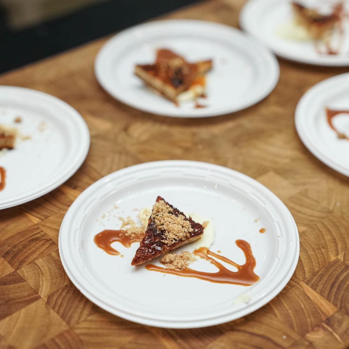 CultureMap Austin 2018 Tastemaker Awards at Fair Market Paperboy Cinnamon Sugar Streusal