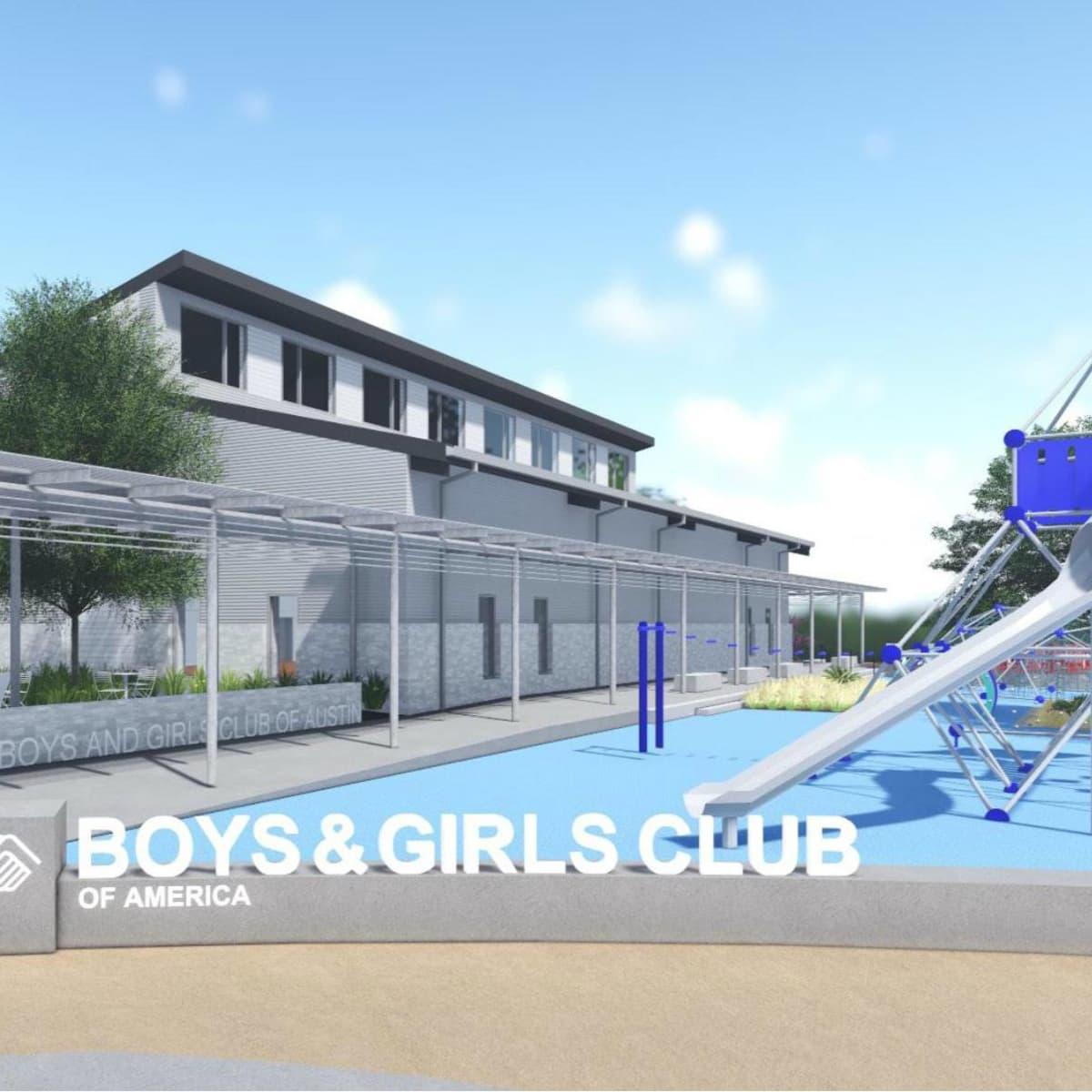 Boy & Girls Club Landscape Concept 2
