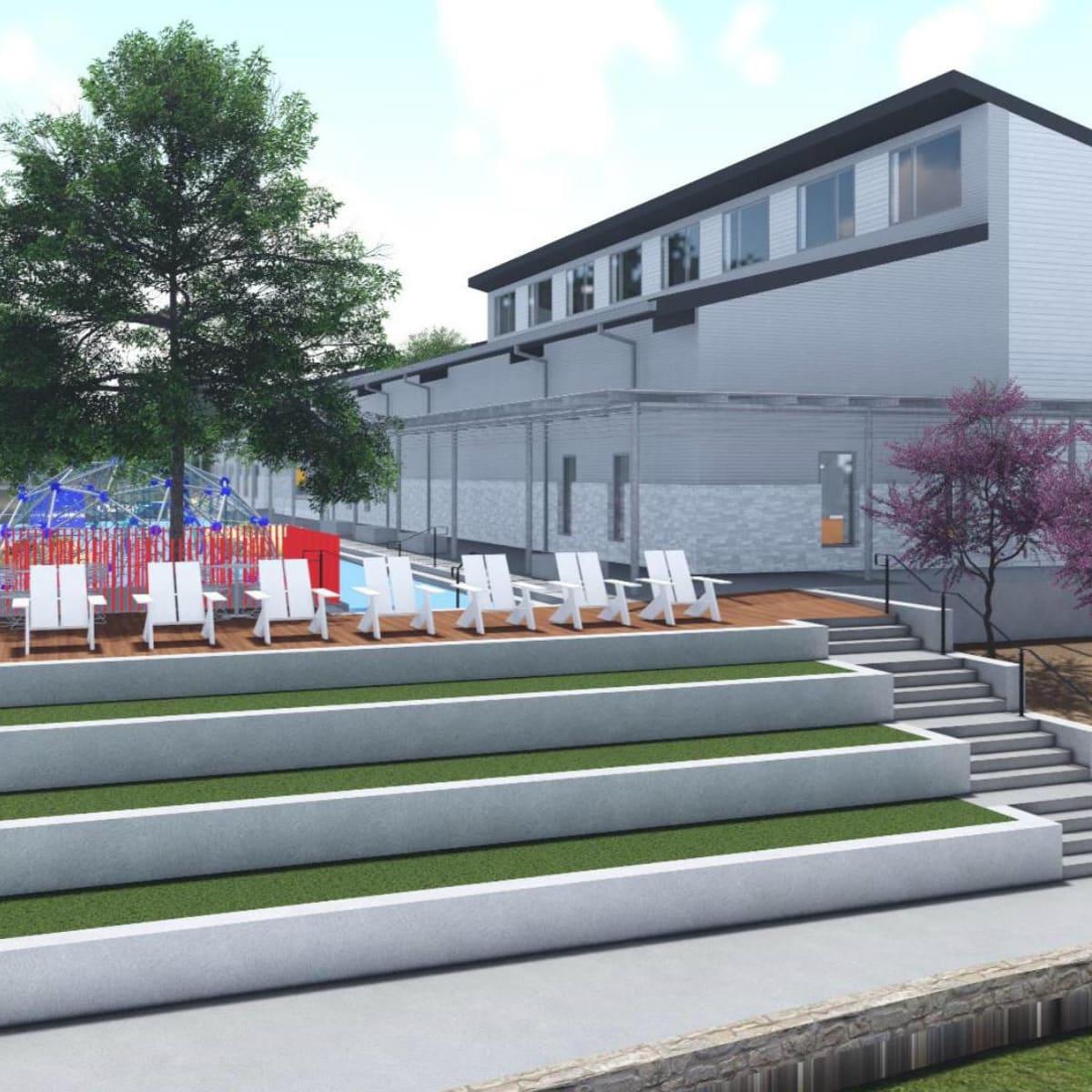 Boy & Girls Club Landscape Concept 5
