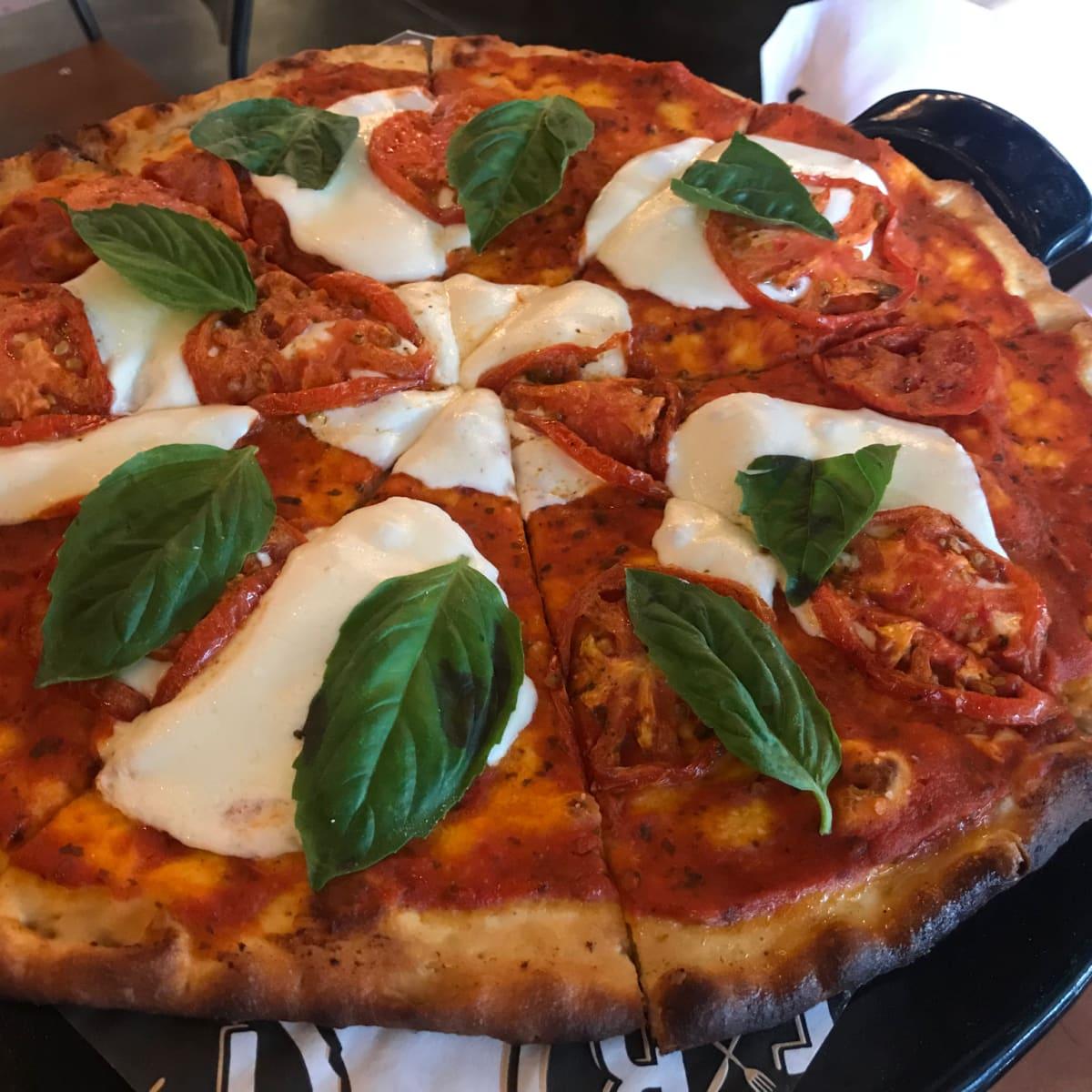 The Post Oak Craft F&B pizza