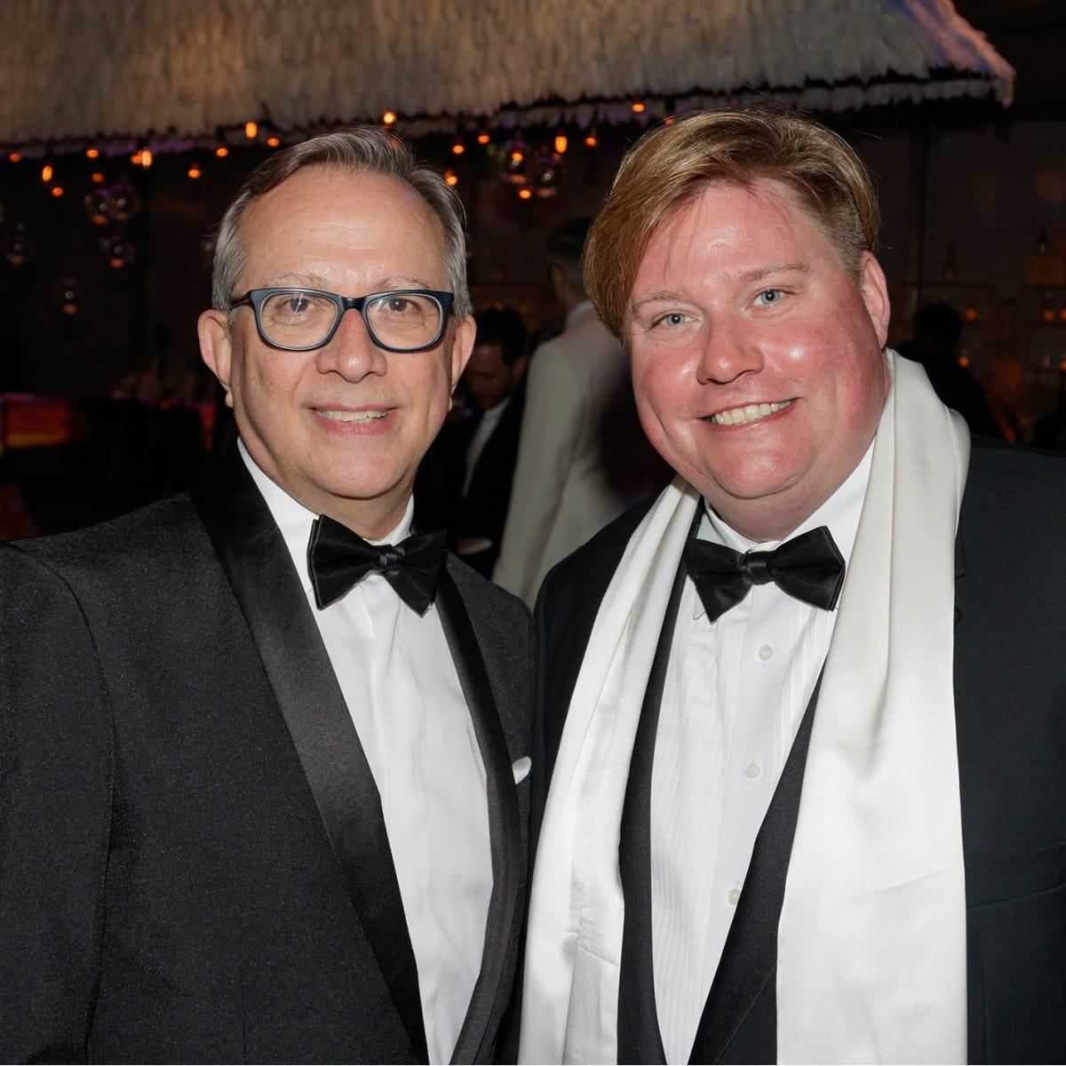 Dennis Lasiter, Mark Anderson