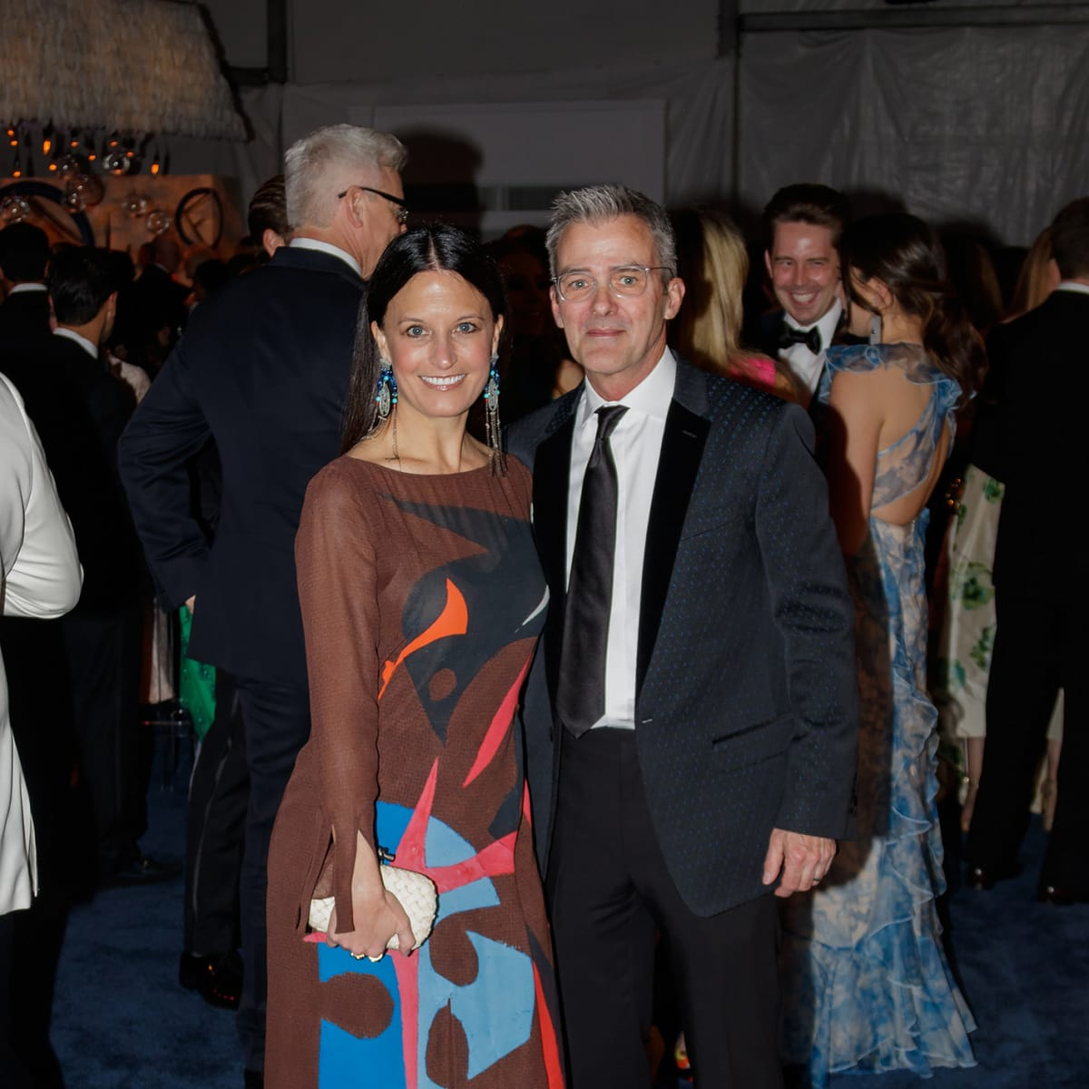 Kimberly Williams, Brian Williams