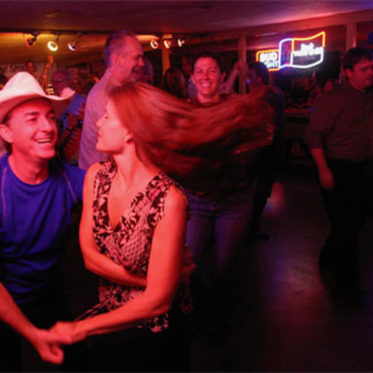 Austin photo: Places_Drink_The Broken Spoke_Dancefloor