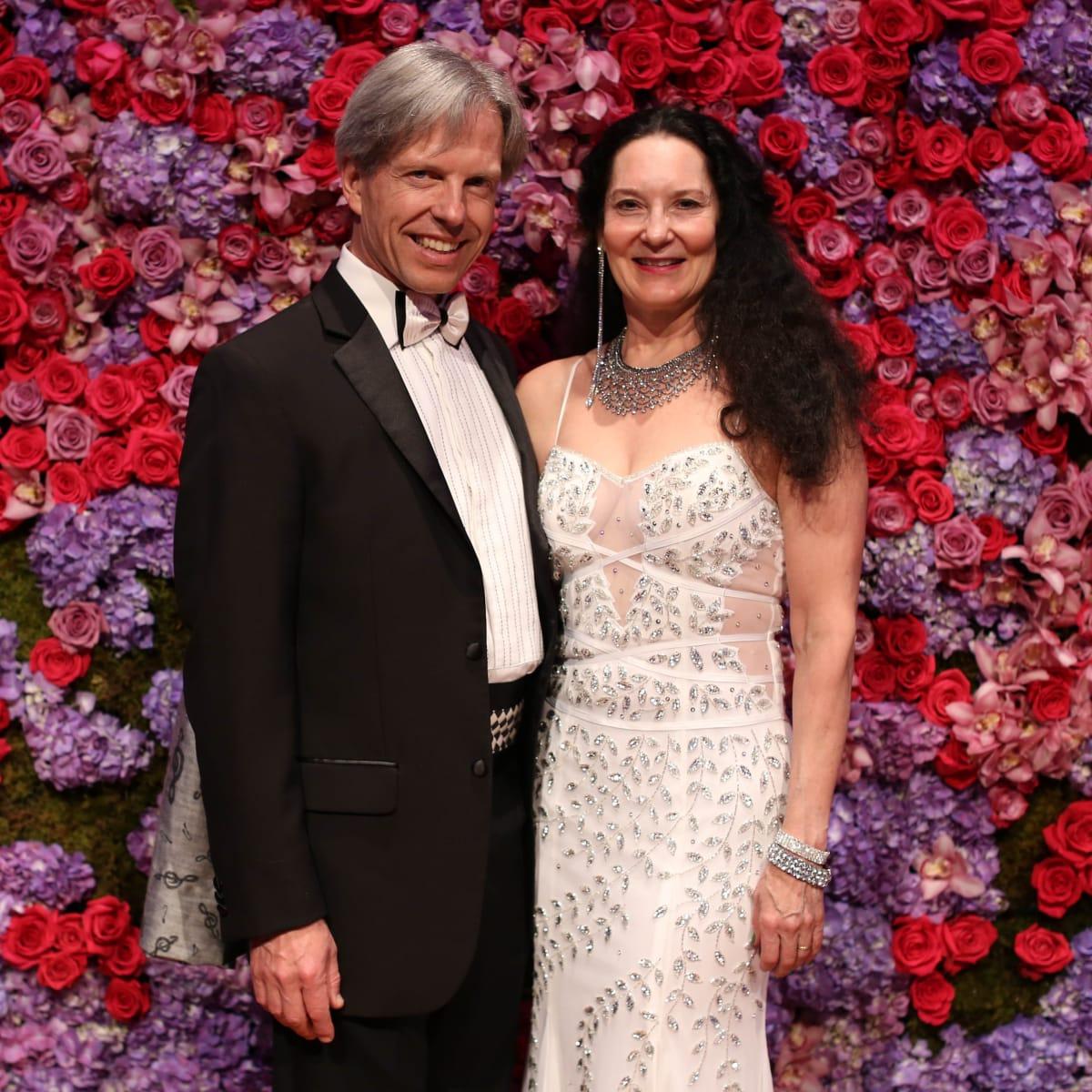 Fort Worth Opera Gala 2018, Joe Illick, Gina Browning