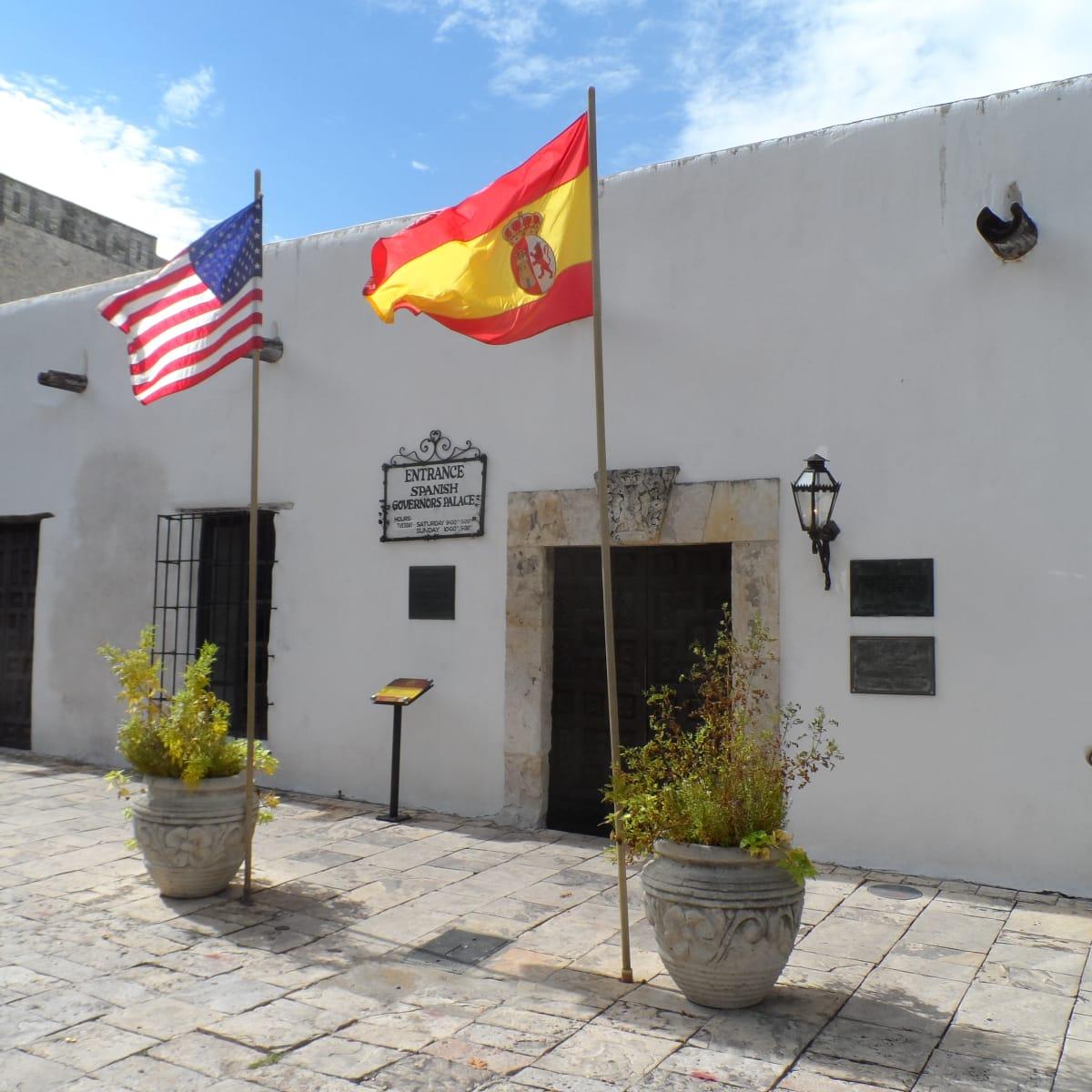 Spanish Governor's Palace San Antonio