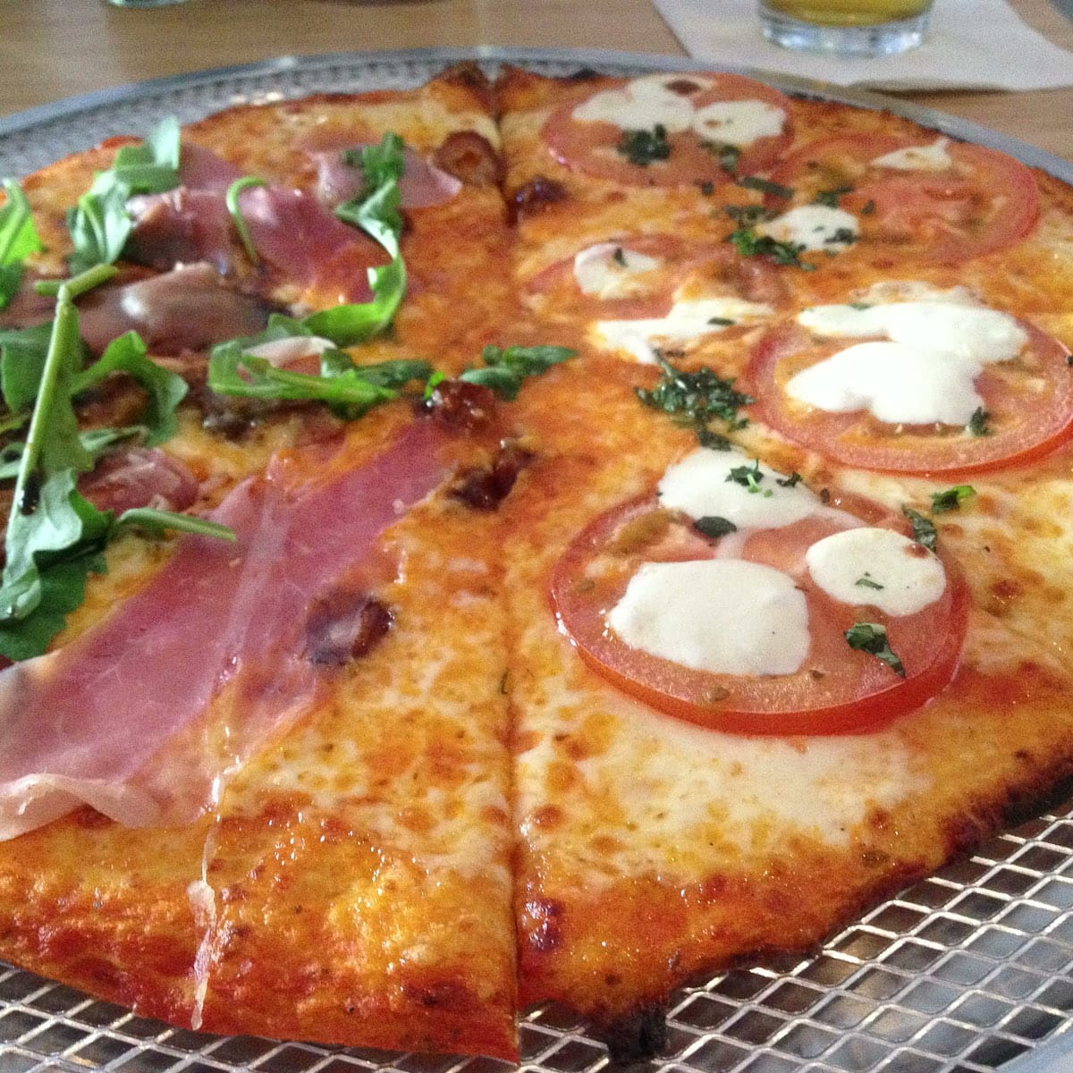 5 Jupiter Pizza & Waffle Co. August 2013 pizza