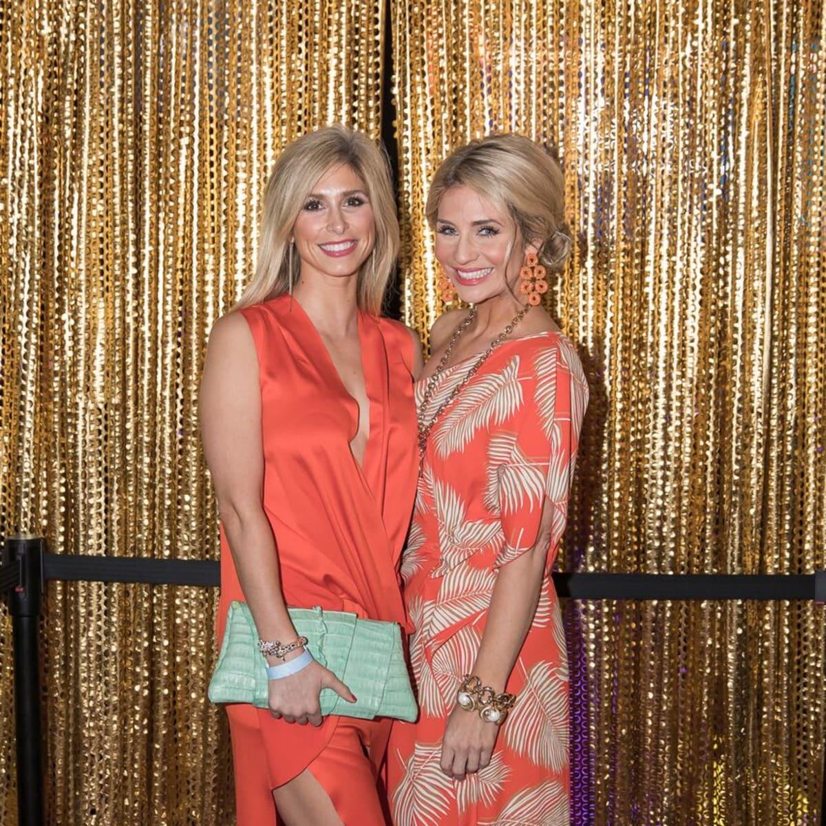 Equest After Dark Gala 2018, Tarryn Franco, Natalie Westbrook