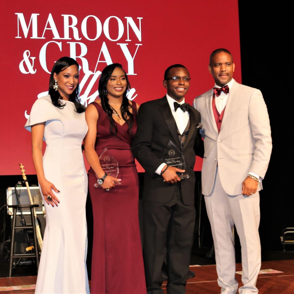 TSU Maroon & Gray gala