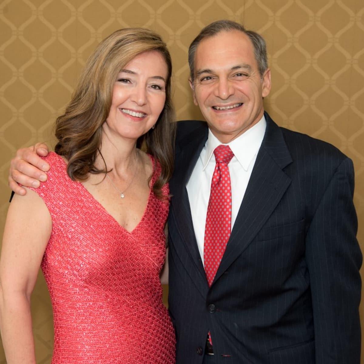 Ronald McDonald gala, Susan and David Rosenberg