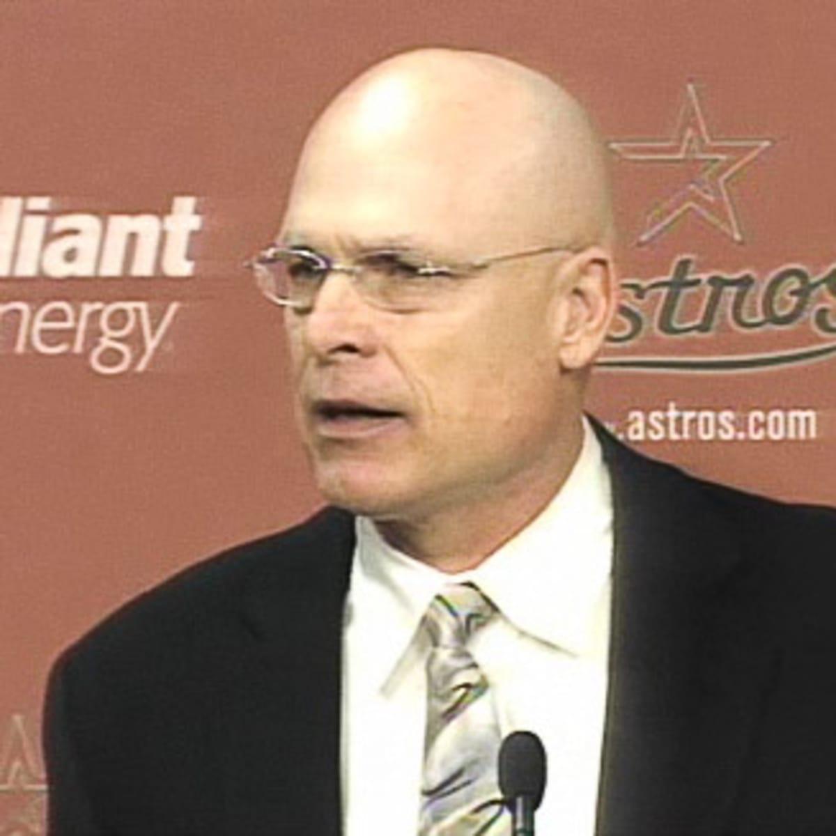 News-Brad Mills-Houston Astros