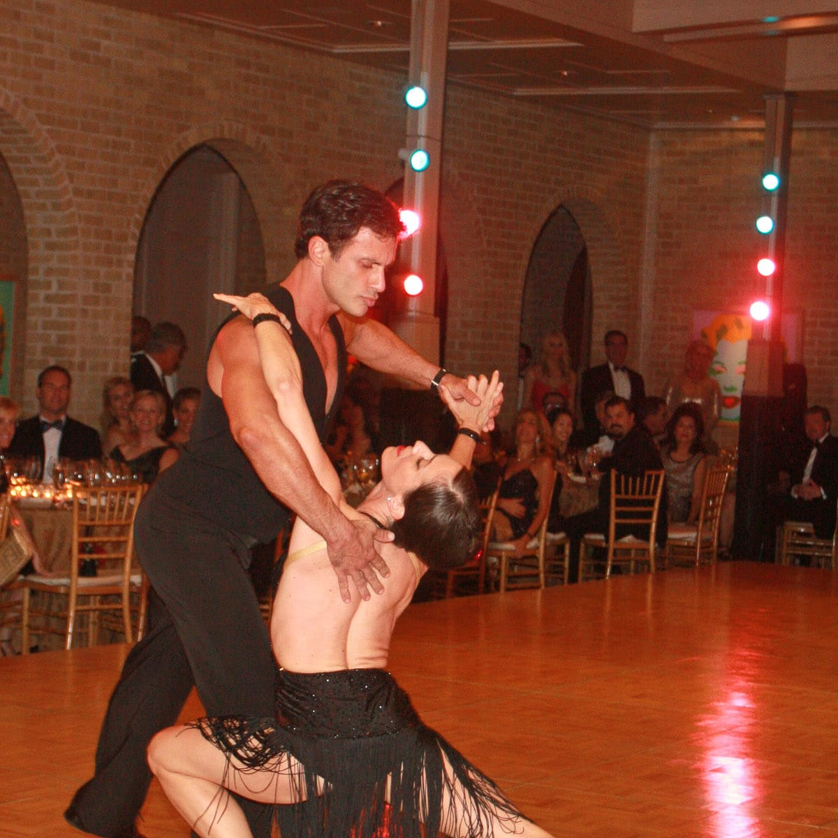 News_Dancing with Houston Stars_Monsour Taghdisi_Dawn Scannell