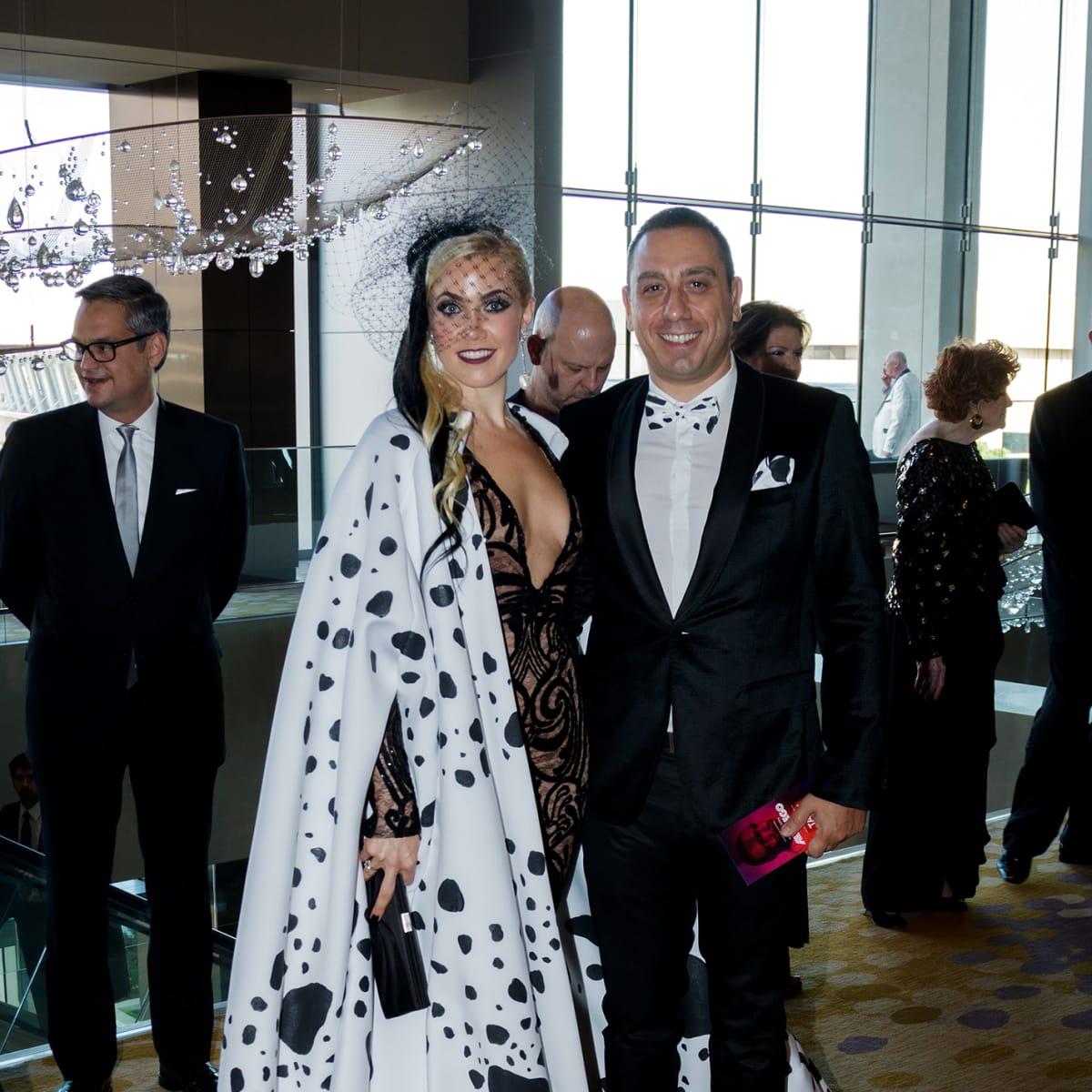 Norah Meier, Steven Maroulis at House of DIFFA 2018