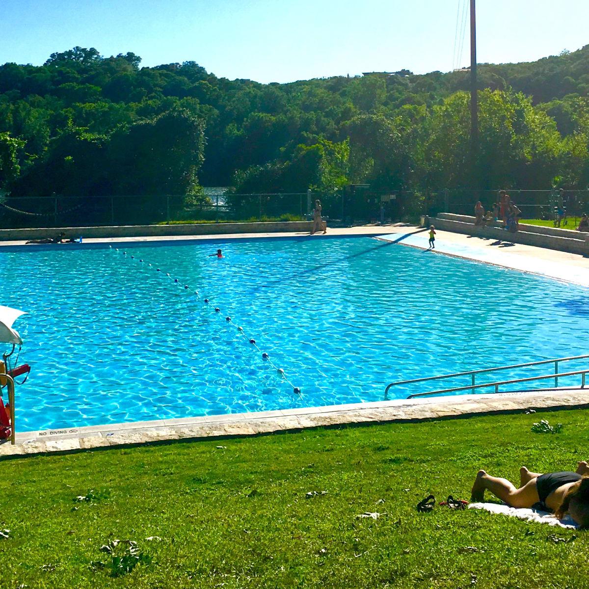 Deep Eddy Pool