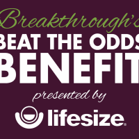 LifeSize presents Breakthrough Austin: 3rd Annual Beat the Odds Benefit