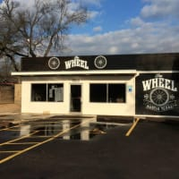The Wheel_bicycle bar_exterior