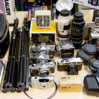 Dallas Center for Photography presents Photo Swap Meet