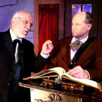 Pocket Sandwich Theatre presents Ebenezer Scrooge