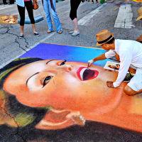 VIa Colori artist Joel Yau