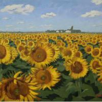 William Reaves | Sarah Foltz Fine Art presents Contemporary Texas Regionalism: A Holiday Show