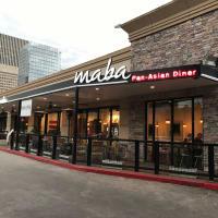 Maba Pan-Asian diner exterior