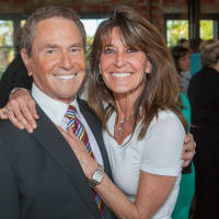 Houston, Pastorini party, June 2015, Bob Allen, Annie Amante