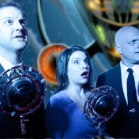 AT&T Performing Arts Center presents Robot Planet Rising
