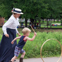 Dallas Heritage Village presents Spring Fling: Jumbo Fun