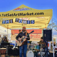 The Tomes/First Saturday Arts Market 2017